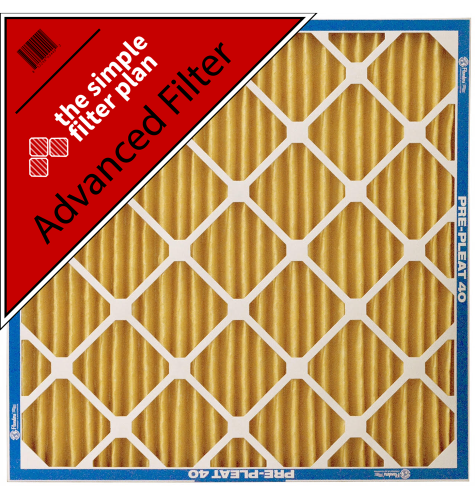 Xx1 Air Filter Xx1 Air Filter Merv 8 Pleated Box Of 4 Eco